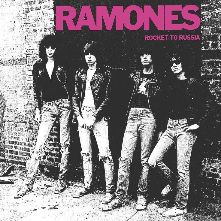 1977 - Ramones - Rocket to Russia