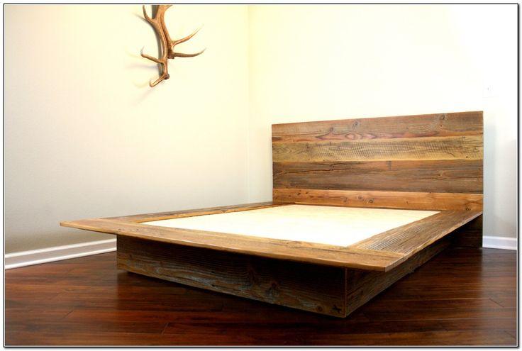 79 Best Images About Bedrooms On Pinterest Platform Bed Frame Queen Size A