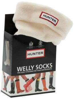 Fleece Welly Socks $30  great idea for the welly wearer!