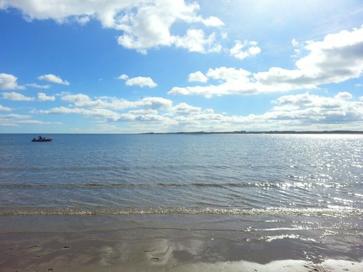 Dunstanburgh from Beadnell