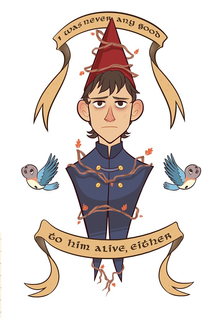 51 best over the garden wall fan art images on pinterest on over the garden wall id=82666