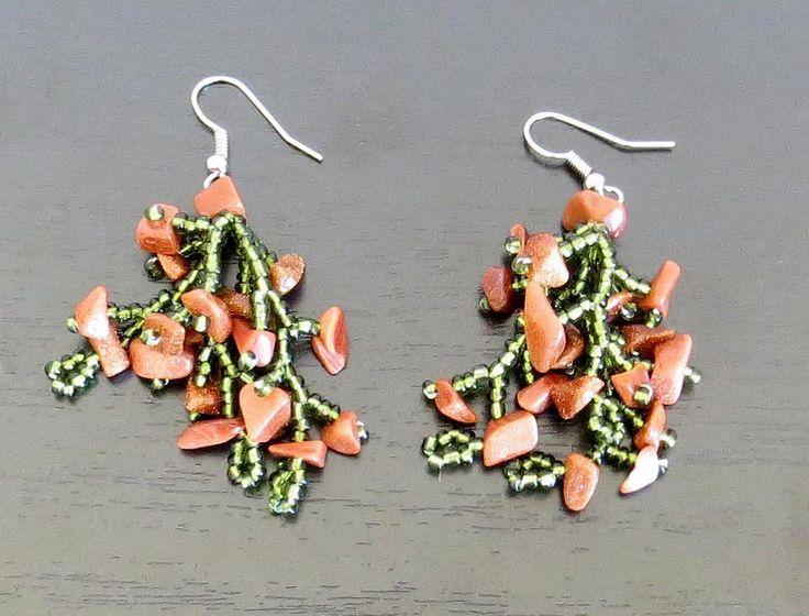 "Earrings 'Magic Tree"" stylishdiscoveries.com.au"