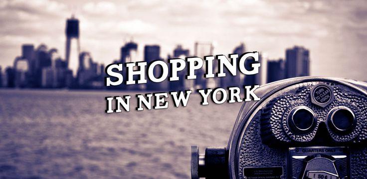Die besten New York Shopping Tipps: Ich zeige dir die besten Shops, Flohmärkte, Food Markets, Outlets und gebe wertvolle Tipps zum Einkaufen in New York.