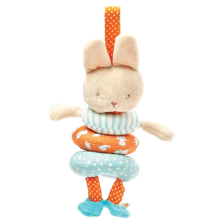Bunnies By The Bay Vibrating Toy - Shaky Bud | Babies R Us Australia