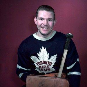 Harry Lumley - Toronto