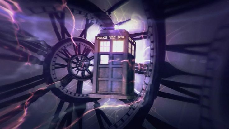 Doctor Who Title Sequence Concept on Vimeo