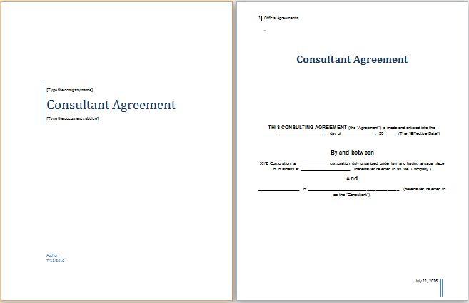 Loan Agreement Template At FreeagreementtemplatesCom  Microsoft