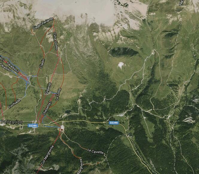 Percorsi trekking Val di Fassa, escursioni, sentieri, itinerari montagna Dolomiti Trentino