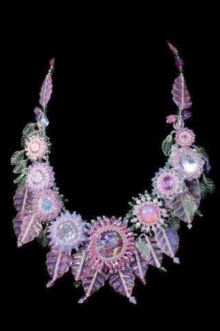 Pink Parade Necklace