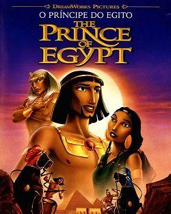O Príncipe do Egito   Gênero: Animação / Religioso  Áudio: Português / Dublado  Lançamento: 1998  Duração: 99 Min  Qualidade do Video: ...