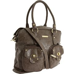 timi & leslie faux patent leather diaper bag. cuter than my purse!