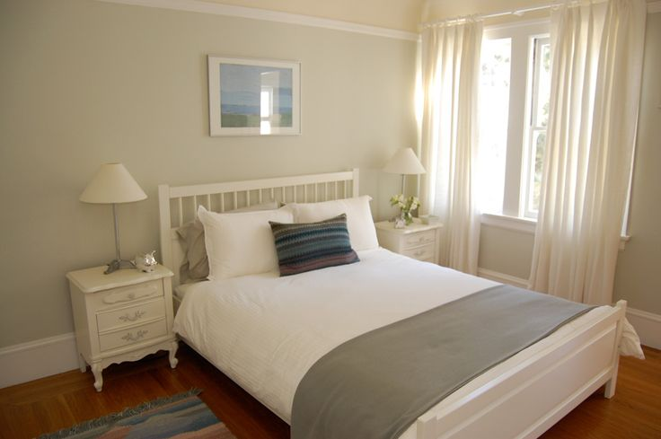 Paint color for the bedroom- BM morning dew
