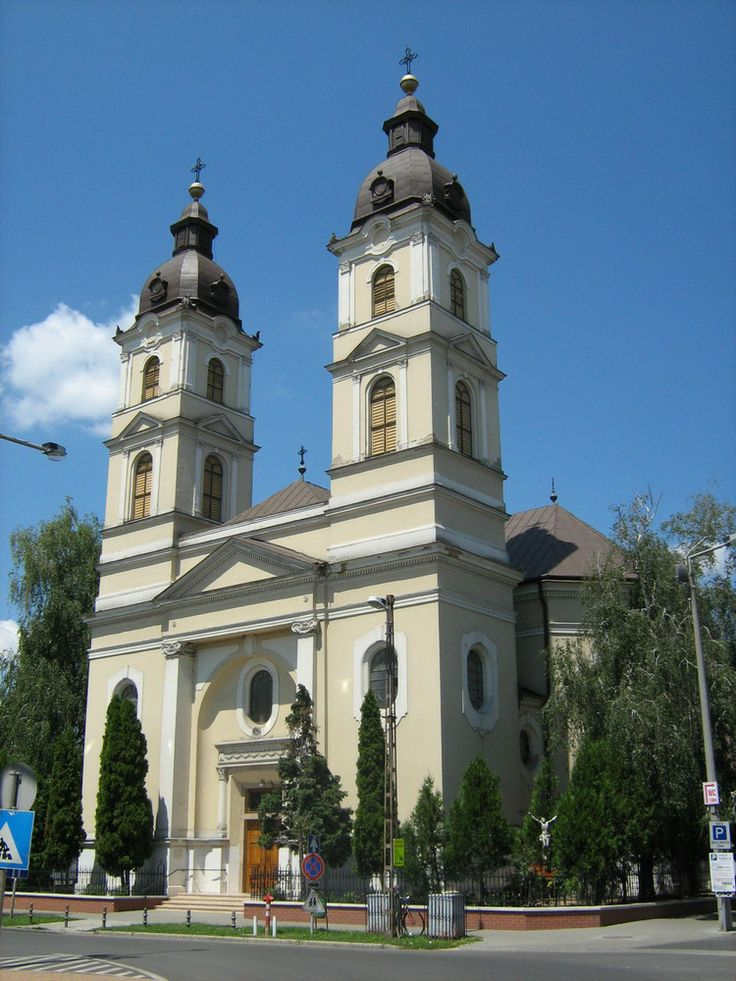 Nyíregyháza, Hungary Church #Hungary #Nyíregyháza #Church
