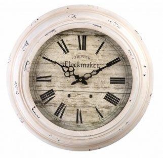 Reloj de pared vintage. Podéis ver más detalles o comprarlo en nuestro blog www.milideas.net