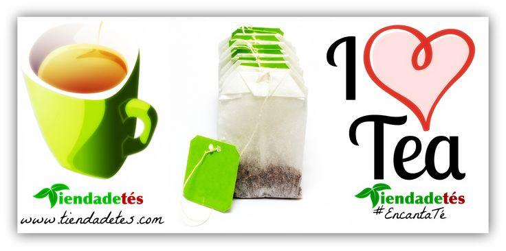 ¡¡Comparte nuestra pasión por el Té en http://www.tiendadetes.com!! #Té #Tea #TeaTime #Infusiones #Relax #Tiendadetés #EncantaTé