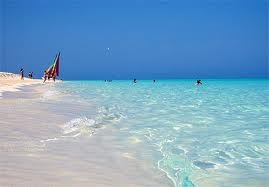 Playa in Cayo Santa Maria, Cuba  Isn't it amazing?