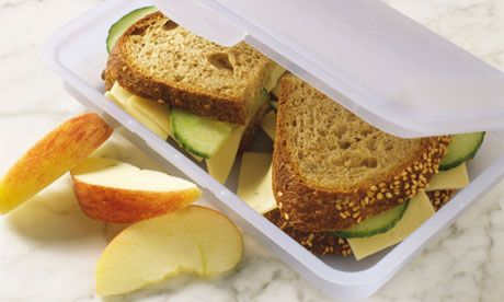 {healthy packed lunch recipes}