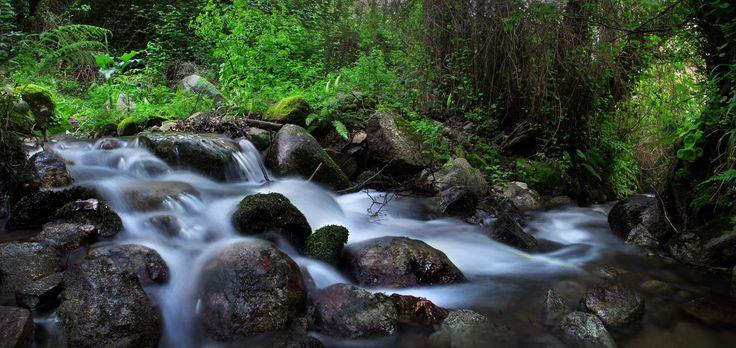 Waterfall by Rui Glória on 500px
