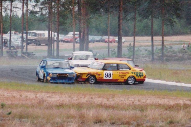 Saab 900 Turbo, Alastaro Circuit