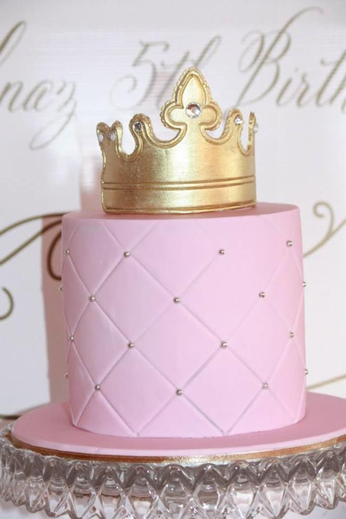 Pink And Gold Princess Party So Many Really Cute Ideas Via