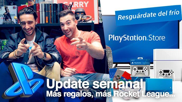 REGALOS LOCOS, PREMIOS GIGANTES | PlayStation Update