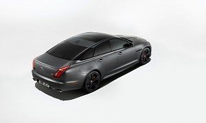 2018 Jaguar XJR575 Prepares To Go On Sale Prepare To Pony Up $122400 :  Its the baddest most exciting derivative of the  Jaguar  full-size luxury sedan. And of course its not cheap because why would the XJR575 be reasonable? Having made its world premiere in July the supercharged V8-powered leaping cat can be yours from $122400 in the U.S. Over in Germany that would be 143900 and in Jaguars domestic market the starting price is 93710 OTR.   14 photos  Set apart by the rest of the XJ lineup…