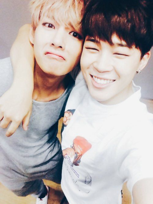 Vmin- I don't ship them but Tar is bias and Jimin is up there, as well