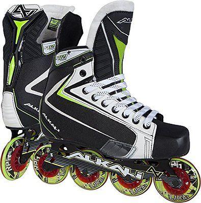Roller Hockey 64669: Alkali Hockey Skate Prd Comp+ Big Kids Style: 1501241-Black Size: 5 -> BUY IT NOW ONLY: $251.71 on eBay!