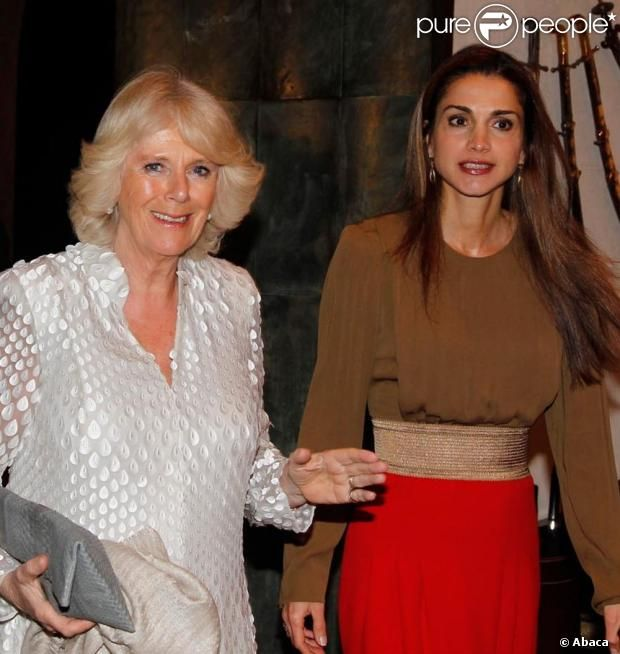 The Prince of Wales and The Duchess of Cornwall  are currently in Jordan  for an  official visit.