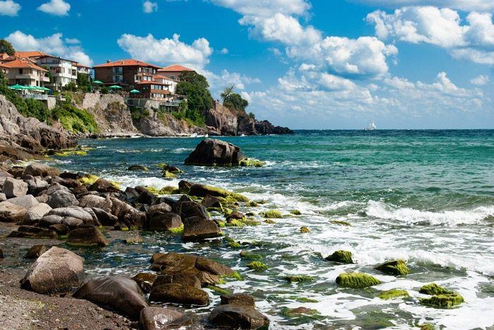A lenyűgöző bolgár tengerpart