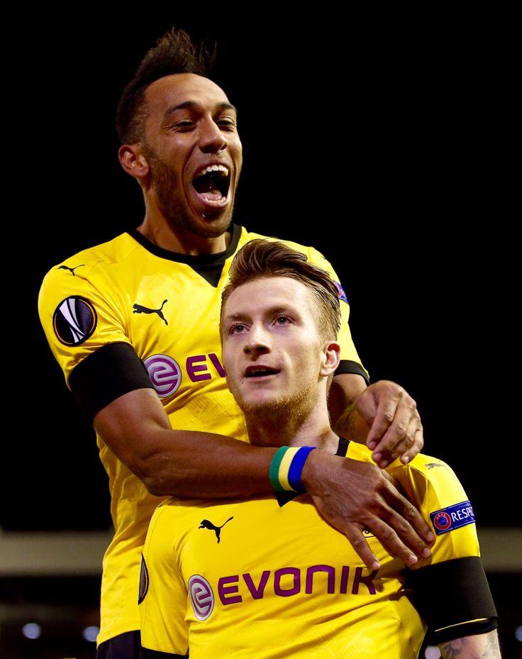 Borussia Dortmund | Auba und Reus