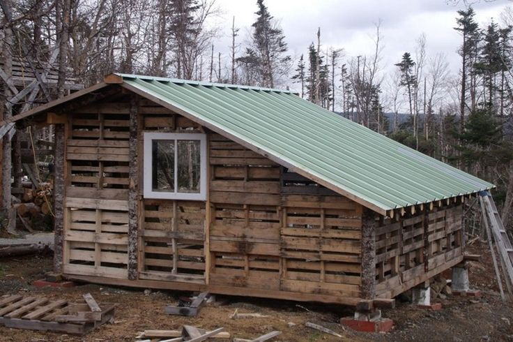 Best 25+ Pallet shed ideas on Pinterest | Shed from ...