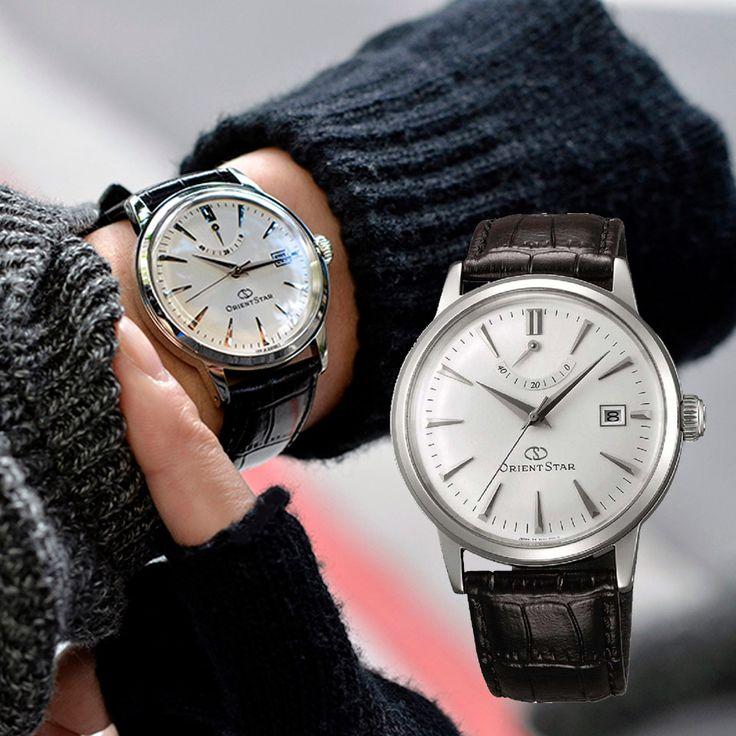 Dla tych, którzy cenią sobie klasyczne wzornictwo i przywiązanie do tradycji, zegarki takie jak prezentowany Orient Star SEL05004W0 będą z całą pewnością strzałem w dziesiątkę :)  http://bit.ly/zegarek_orient_star  #zegarki   #zegarek   #czasomierz   #japońskizegarek   #orient   #orientstar   #japońskiezegarki   #eleganckizegarki #zegarkizduszą   #męskizegarek   #klasycznyzegarek   #minuta    // zdjęcie ze strony: orientalwatchsite.com
