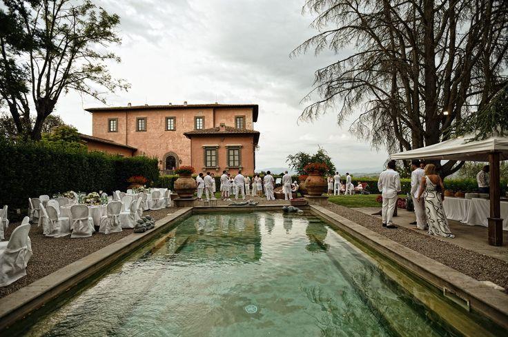 Wedding aperitif buffet - Huwelijks aperitief, Chianti, photo by Edoardo Agresti. www.conamore.it