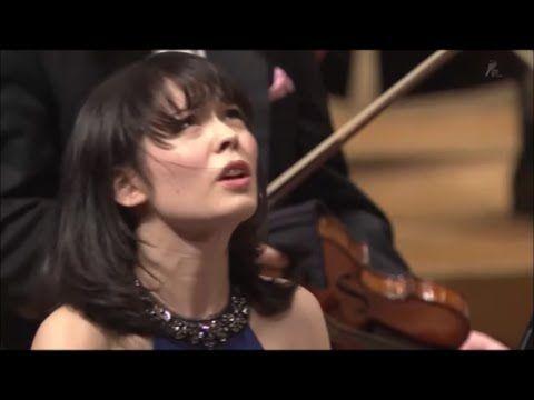 [HD] Alice Sara Ott - Grieg Piano Concerto Op. 16 ~ Lorin Maazel