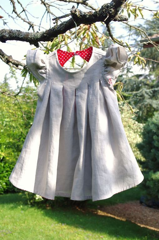 Sweet Dress Pattern and Tutorial :: TUTORIAL vestido