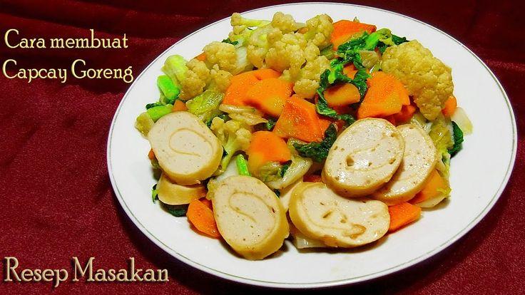 capcay chinese food