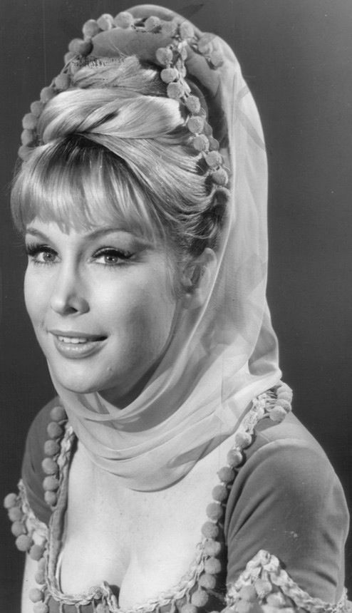 "Barbara Eden as ""Jeannie"" from I Dream of Jeannie TV Series (1965-1970)"