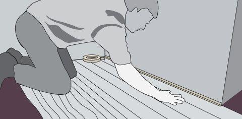Hágalo Usted Mismo - ¿Cómo instalar un piso flotante de madera sólida?