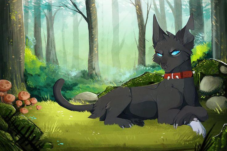 Warrior Cats Speedpaint Brightheart