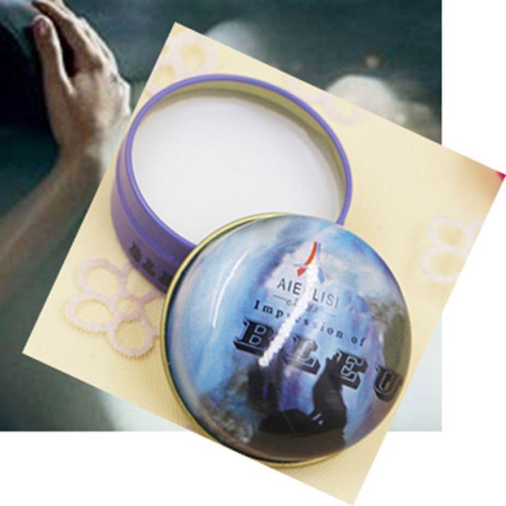 1 ADET Tatlı Çiçek Meyveli Parfüm Koku Parfüm Erkekler Için Magic Balsam Katı Parfüm Ve Kokuları Deodorant Kokusu