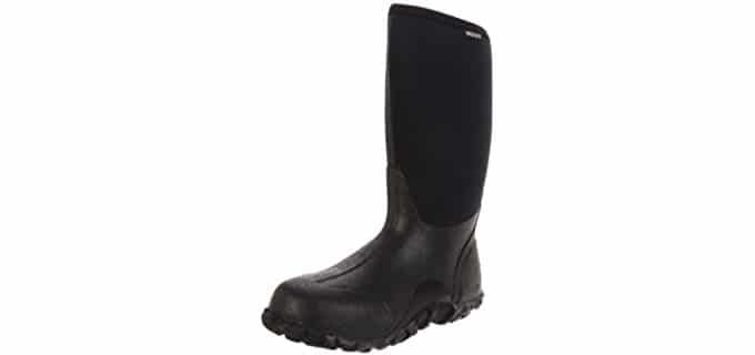 Bogs Men's Classic - High Rubber Work Boots