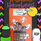 This engaging activity puts a fun spin on reviewing homophones.  It also makes a creative bulletin board or school hallway display for October.  St...