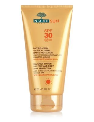 Delicious Cream For Face & Body SPF30 150ml | M&S