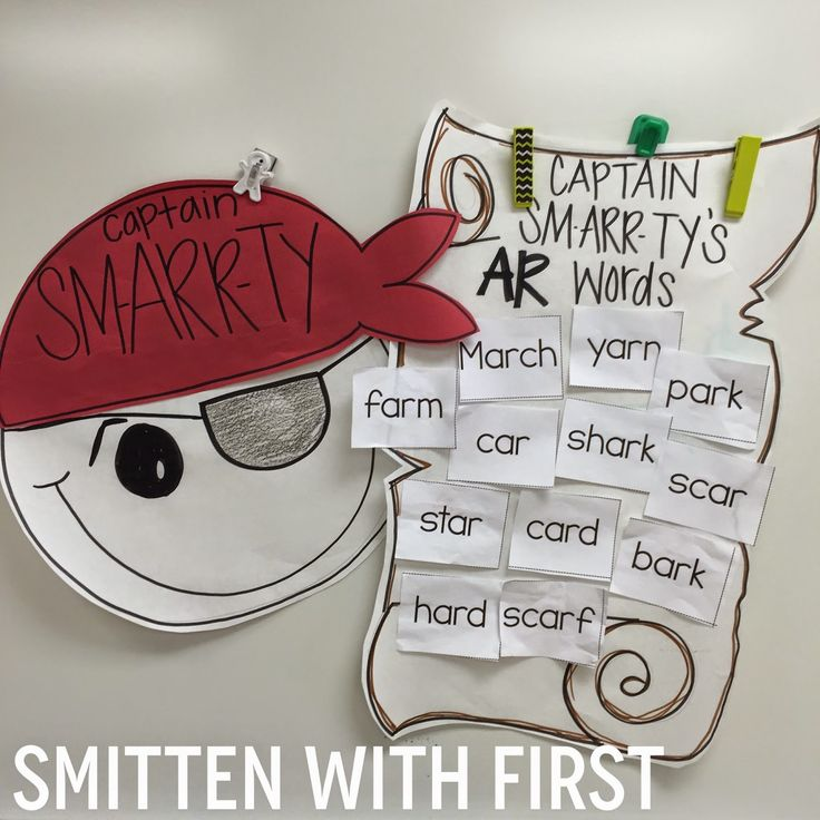 Smitten with First: Pirate Day! - AR SOUND