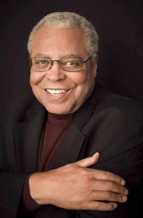 """James Earl Jones, actor, a graduate of Brethren High School in Brethren, Michigan, is a 1955 graduate of the University of Michigan. He appeared in """"Field of Dreams"""", """"A Clear and Present Danger"""" and was the voice of Darth Vader in the """"Star Wars"""" series, and Mufasa in """"The Lion King. He also appeared onstage in """"The Great White Hope."""""""