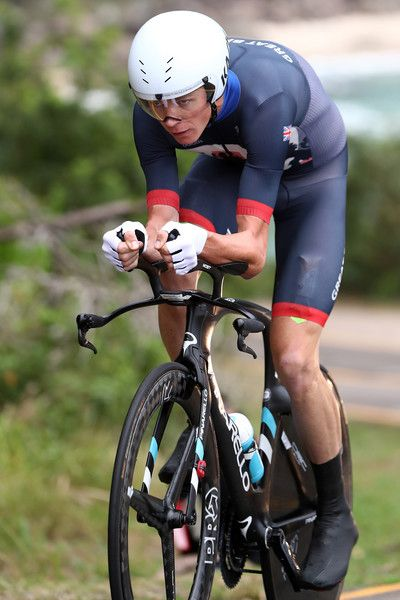 Chris Froome takes bronze Men's Individual Time Trial Rio Olympic Games 2016 /Getty Images