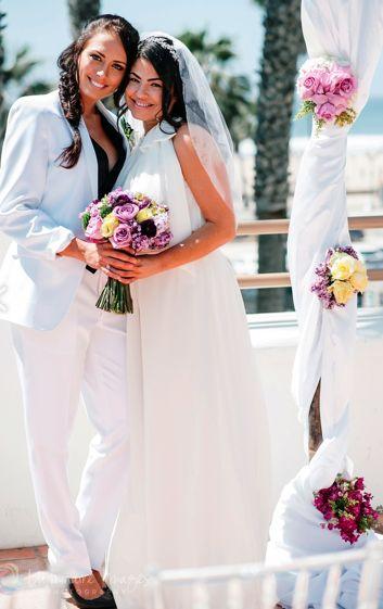 Adam minsky jennifer levine wedding dresses