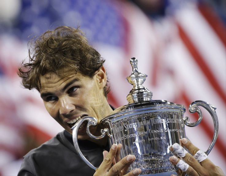 Теннис. . Рафаэль Надаль в финале US Open обыграл Новака Джоковича - Прессбол