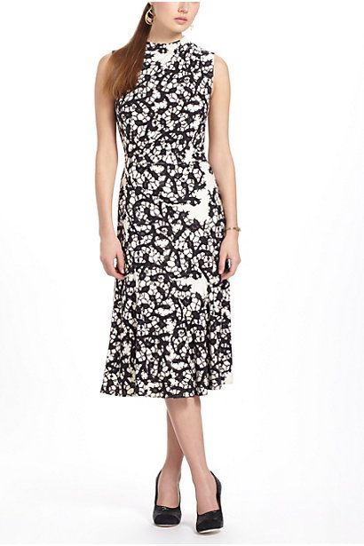 Inkweb Dress #anthropologie